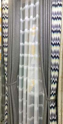 Beautiful designed curtains image 1