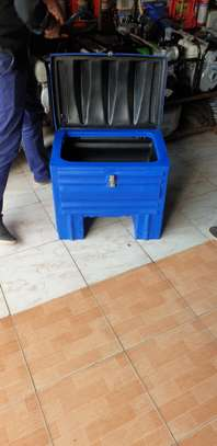 Motorbike Carrier box
