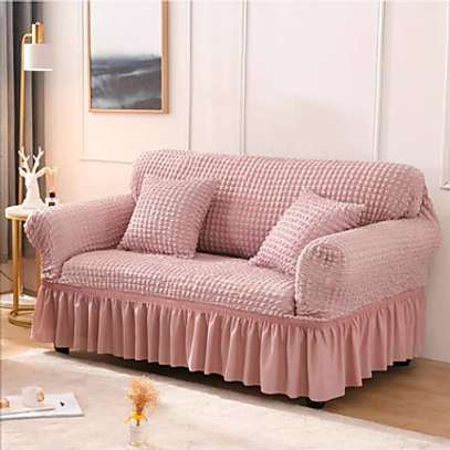 Quilted Sofa Cover Sofa image 9