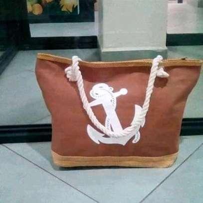 Fashion rope handbags in wholesale image 2