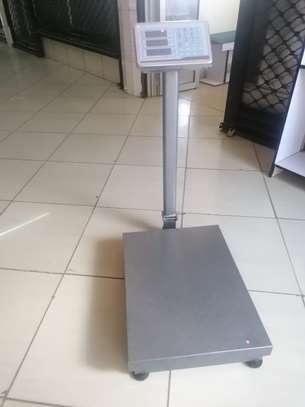 Platform weighing Scale - 300kgs image 1