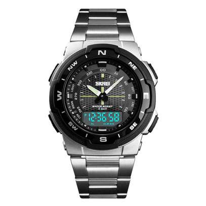 Skmei 1370 Fashion Luxury Quartz Sport Watch