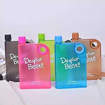 Do Your Best Water Bottle - Classy - Multicolour image 1