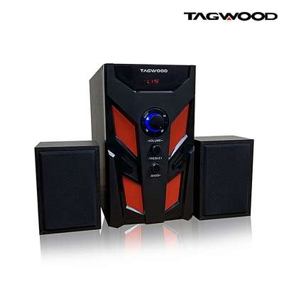 TAGWOOD LS-521B Multimedia Speaker System With Bluetooth