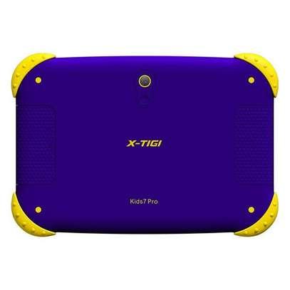 "X Tigi Kids7 Pro Children Tablet - 7.0"" - 16GB - 1GB -2MP - 3500mAh- Android 8.1- Dual SIM image 3"