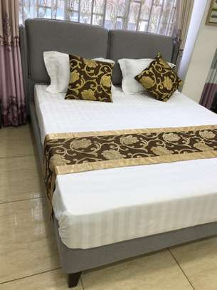 Posie Fabric 6x6 Bed