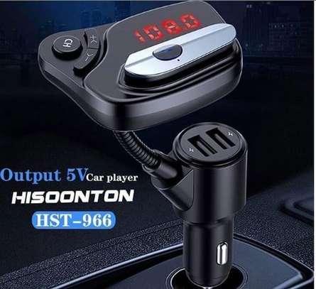 Unique car FM modulators image 1