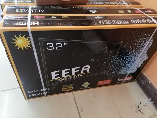 Brand new 32 inch eefa smart android led TV