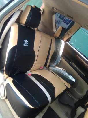 NOAH/VOXY/PRADO/IPSUM CAR SEAT COVERS image 6