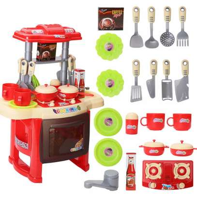 TOY KITCHEN SET FOR YOUR BABY GIRL image 3