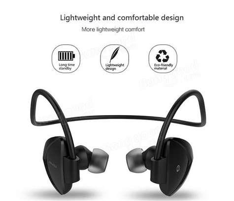 Awei A840BL Wireless Sport Bluetooth 4.0 Sweatproof Earphones With Mic image 4