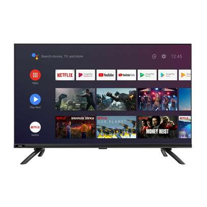 TCL 32 inch digital smart Android TV Frameless image 1