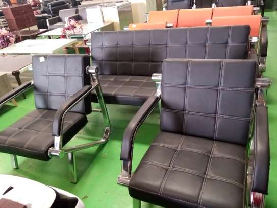 5 seater office sofas image 1