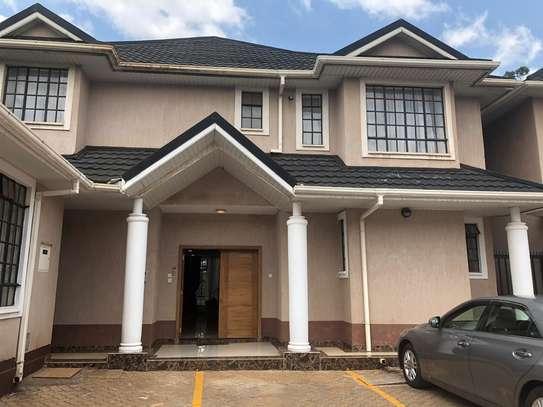 4 bedroom townhouse for rent in Kitisuru image 1