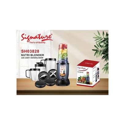 Signature SH03828 High Quality Nutri Blender / Bullet - 900W image 1