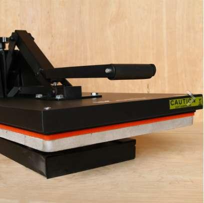 "Clamshell Heat Press - 15"" x 15"" image 1"