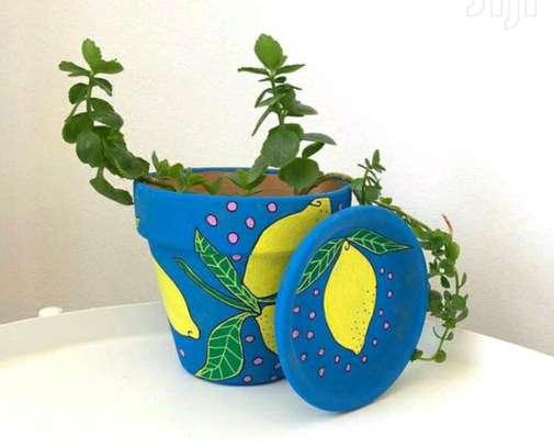 Pimped pot plants image 1