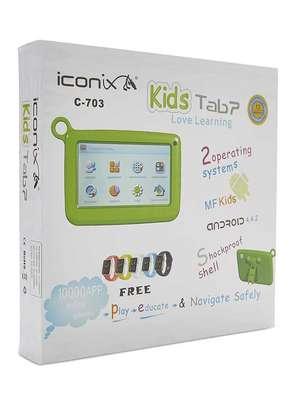 Kds tablet ICONIX C703 8GB Storage image 1