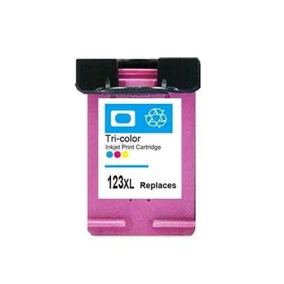 HP 123 inkjet cartridge color image 8
