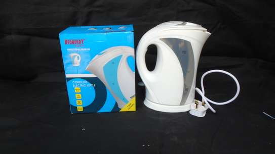 ELECTRIC KETTLE REDBERRY image 2