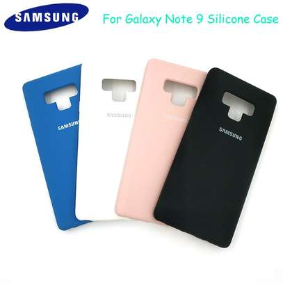 Silicone Case for Samsung Note 9 image 3
