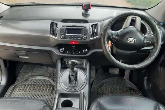 Kia Sportage 2.0 4x4 CRDi image 8