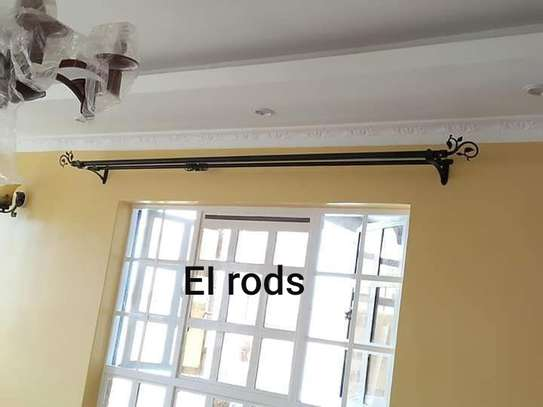Curtain Rods and rails image 3