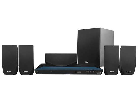 Sony BDV E3100 5.1ch 1000W Blu-ray Home Theatre System with Bluetooth WiFi image 2