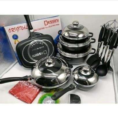 Dessini Cookware 22Pieces image 3