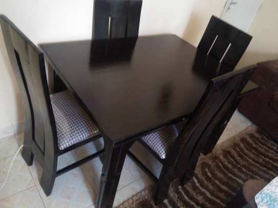 4 Seater Dining Table image 6