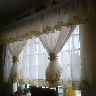 Kitchen curtains image 1