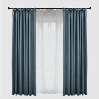 Plain Curtains. image 1