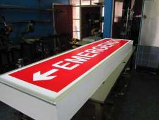 Office Signs/ Light Box Signs and  3D signs  image 3