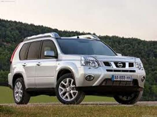 NISSAN XTRAIL FOR HIRE