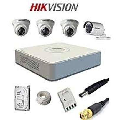 4kit CCTV Cameras Package Wholesale OFFER image 2