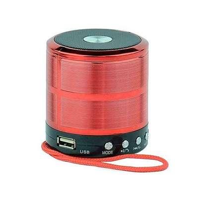 Wster Mini Bluetooth Speakers MP 3 And FM Radio image 1