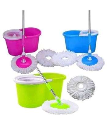 DOUBLE SPIN MOP BUCKET image 3