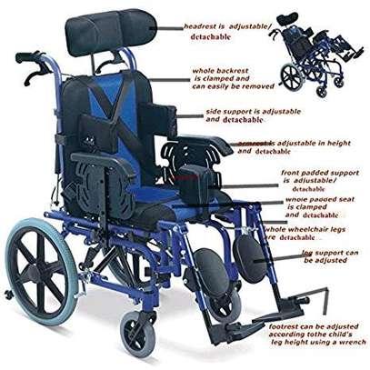 Celebral Pulsy Wheelchair/CP Wheelchair image 7