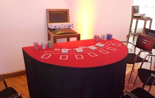 Casino Tables for Rental image 4