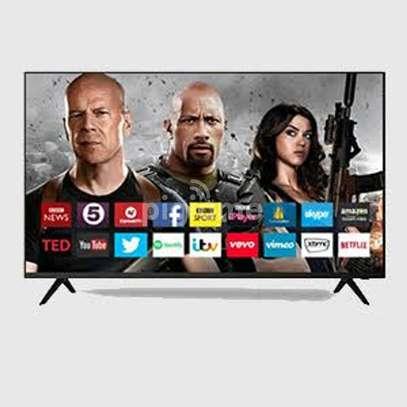 Nobel 55 inch smart Android TV Frameless image 1