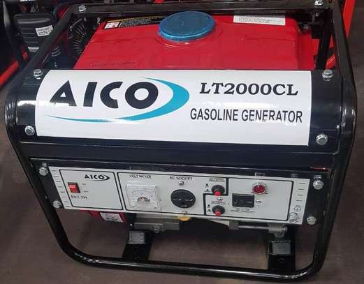 Gasoilne Generator image 1