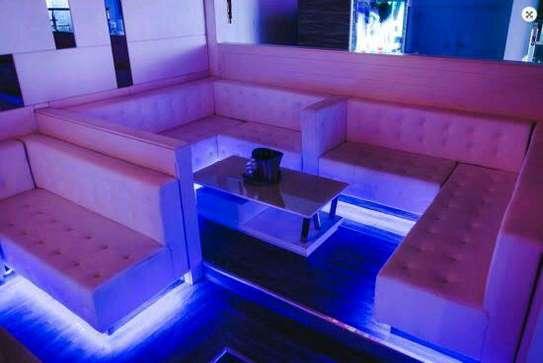 High class and Quality club sofas image 1