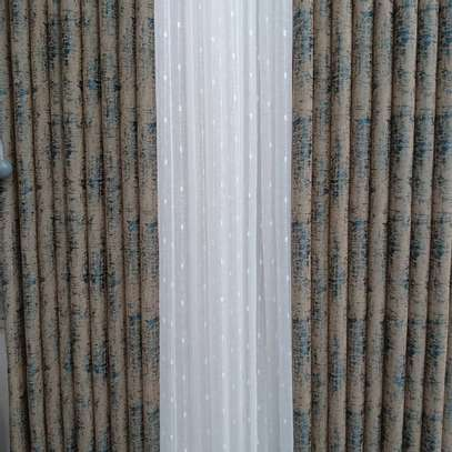 GRACEFUL SHEERS AND CURTAINS PER METRE image 11
