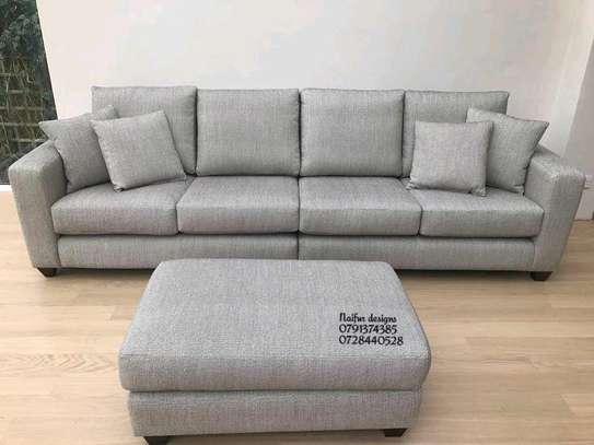 Classic sofas for sale in Nairobi Kenya/four seater sofas/unique sofas image 1
