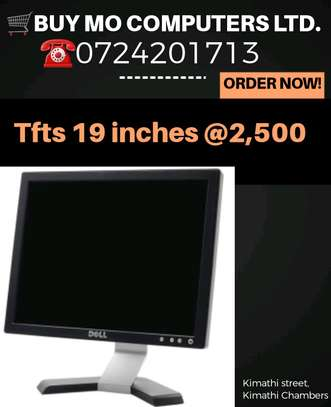 Tft 19inches with Usb ports image 1