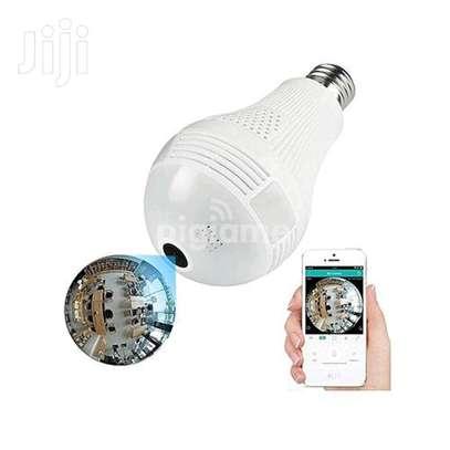Nanny WiFi camera bulb image 2