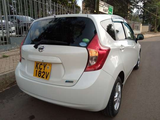 Nissan Note 1.4 image 10