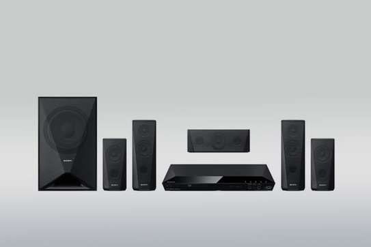 sony dz350 hometheatre