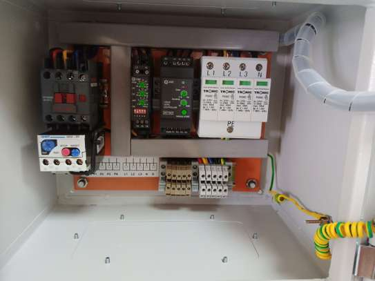 Electrical installation and Automation of electrical LV panels.