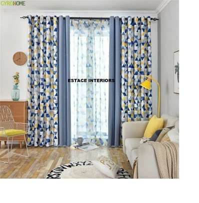 MODERN CURTAINS AND SHEERS image 5